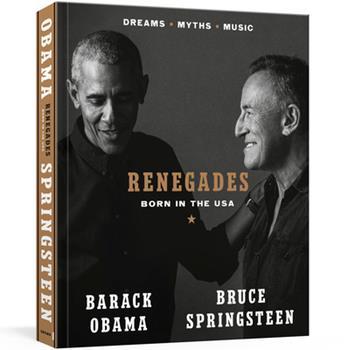 Hardcover Renegades: Born in the USA Book