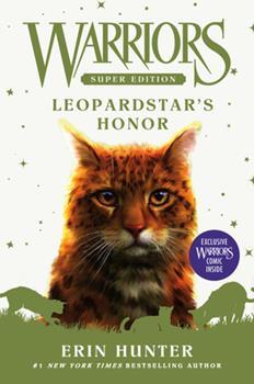 Hardcover Warriors Super Edition: Leopardstar's Honor Book