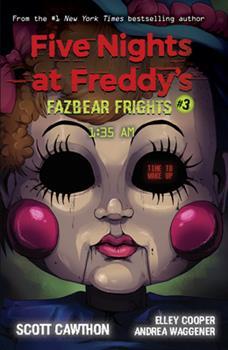 Paperback 1:35AM (Five Nights at Freddy's: Fazbear Frights #3) Book