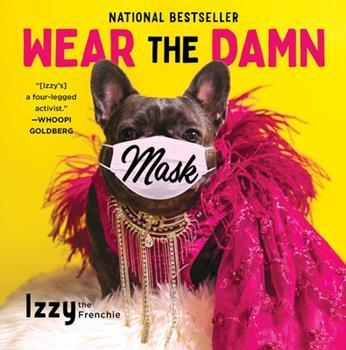 Hardcover Wear the Damn Mask Book