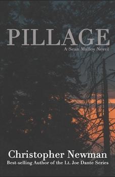 Paperback Pillage: A Sean Malloy Novel Book