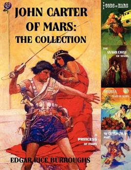 John Carter: Mars Series: Books 1-5 - Book  of the Barsoom