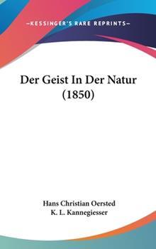 Hardcover Der Geist in der Natur Book