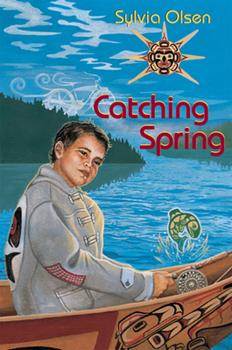 Catching Spring 1551432986 Book Cover