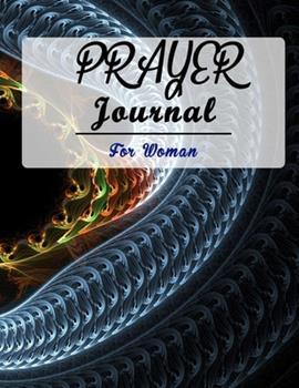 Paperback Prayer Journal for Women : 52 Week Scripture, Devotional & Guided Prayer Journal Book