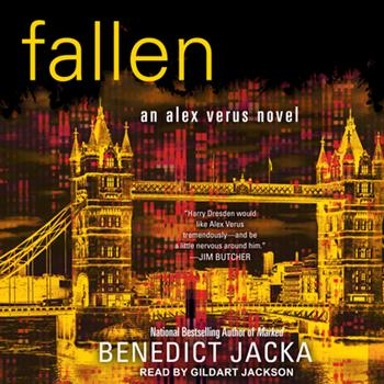 Audio CD Fallen (Alex Verus, 10) Book