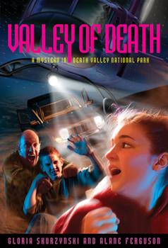 Valley of Death (Mysteries in Our National Park) 0792266994 Book Cover