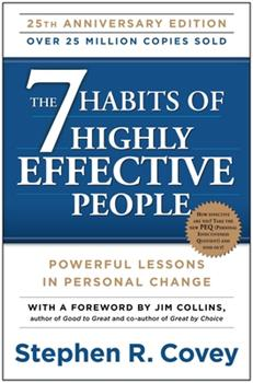 Paperback The 7 Habits of Highly Effective People : Powerful Lessons in Personal Change Book
