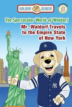 Paperback Mr. Waldorf Travels to the Empire State of New York Book