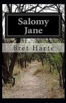 Paperback Salomy Jane Illustrated Book