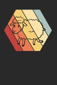 Paperback Schaf Hausschaf Notizbuch : Schaf Hausschaf Notizbuch F�r Liebhaber / Notizheft / Notizblock A5 (6x9in) Dotted Notebook / Punkteraster / 120 Gepunktete Seiten [German] Book