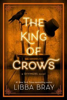 The King of Crows 0316126098 Book Cover