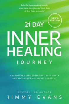 Paperback 21 Day Inner Healing Journey Book
