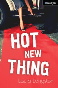 Hot New Thing (Orca Limelights) 1459804317 Book Cover