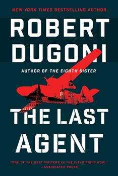 The Last Agent 1542014972 Book Cover