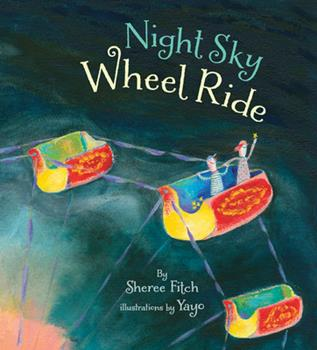 Night Sky Wheel Ride 189658067X Book Cover