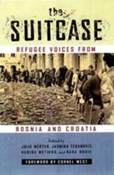 The Suitcase: Refugee Voices from Bosnia and Croatia 0520206347 Book Cover