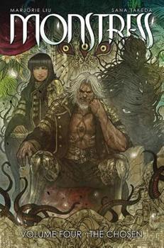 Monstress, Vol. 4: The Chosen 1534313362 Book Cover