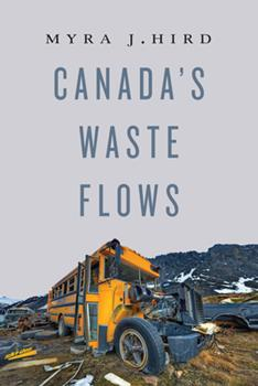 Hardcover Canada's Waste Flows Book