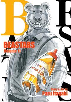 BEASTARS, Vol. 11 - Book #11 of the BEASTARS