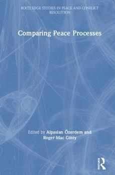 Hardcover Comparing Peace Processes Book