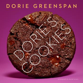 Dorie's Cookies 0547614845 Book Cover
