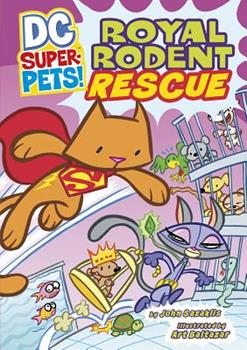 Royal Rodent Rescue - Book  of the DC Super-Pets