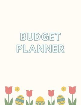 Paperback Budget Planner Notebook : Expense Tracker Budget Planner Book