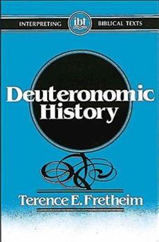 Deuteronomic History (Interpreting Biblical Texts) 0687104971 Book Cover