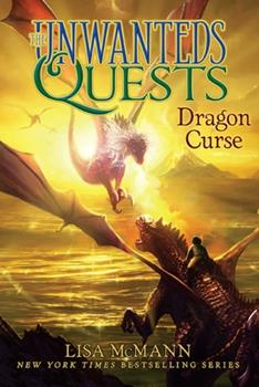 Dragon Curse 1534416013 Book Cover
