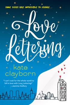 Paperback Love Lettering: A Witty and Heartfelt Love Story Book