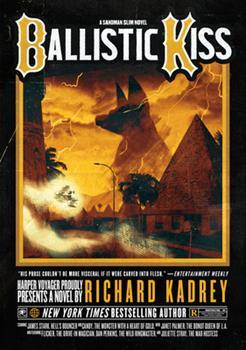 Paperback Ballistic Kiss: A Sandman Slim Novel Book