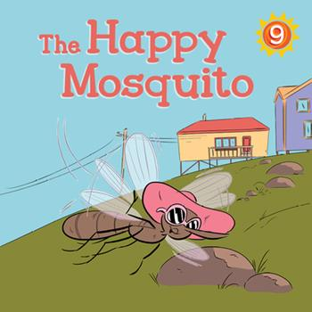 Paperback Happy Mosquito: English Edition Book