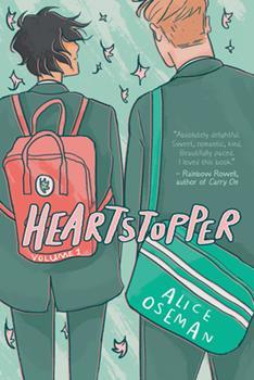 Paperback Heartstopper (Heartstopper #1) Book