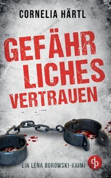 Paperback Gef?hrliches Vertrauen [German] Book