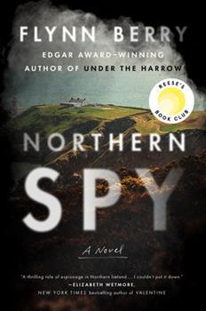 Hardcover Northern Spy Book
