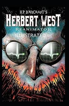 Paperback Herbert West Reanimator Illustrated Book
