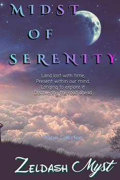Paperback Midst of Serenity: Poems Book