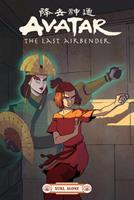 Paperback Avatar: The Last Airbender--Suki, Alone Book