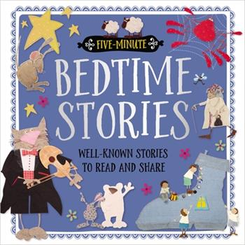 Five-Minute Bedtime Stories - Book  of the 5-Minute Stories
