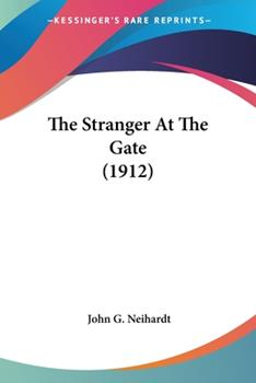 The Stranger at the Gate (Leather Bound) 0548618216 Book Cover