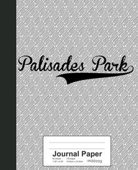Paperback Journal Paper: PALISADES PARK Notebook Book