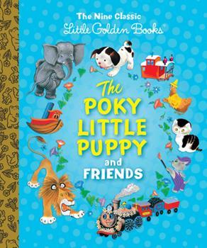 Little Golden Books Nine Favorite Stories - Book  of the Little Golden Books