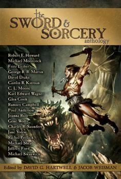 The Sword & Sorcery Anthology 1616960698 Book Cover