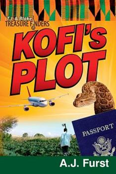 T.J & Blake ? Kofi's Plot 035956903X Book Cover