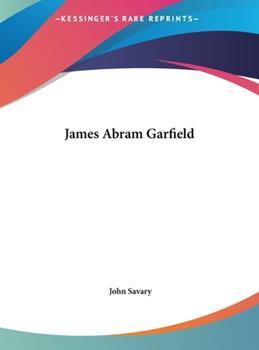 Hardcover James Abram Garfield Book