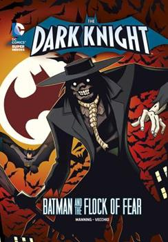 The Scarecrow's Flock of Fear - Book  of the Dark Knight