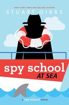 Hardcover Spy School at Sea Book