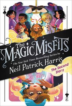 The Magic Misfits: The Second Story 0316391859 Book Cover