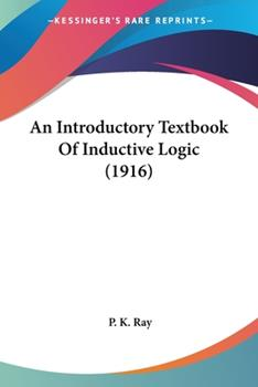 Paperback An Introductory Textbook of Inductive Logic Book